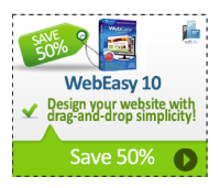 50% off Web Easy 10