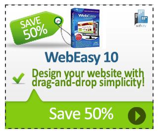 50% off Web Easy 10