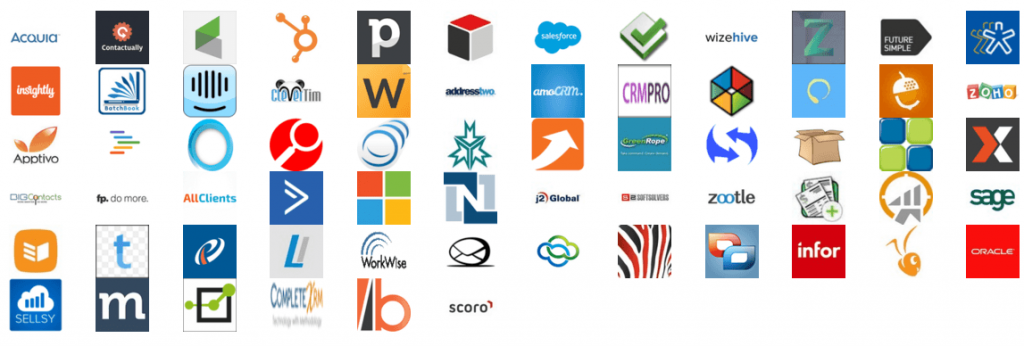 Looking to select the right combination of different softwares?