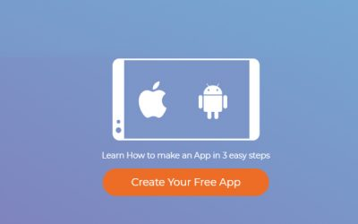 3 Easy Steps To Make a Free iPhone + Droid App Without Coding