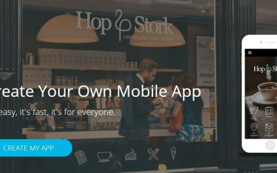 Create Your Own Mobile App – It's easy, fast, and for everyone
