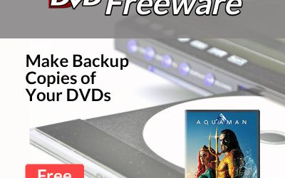 Backup your DVDs Freeware