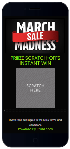 Priiize Virtual Scratch-off Games Generator Service - Try Free