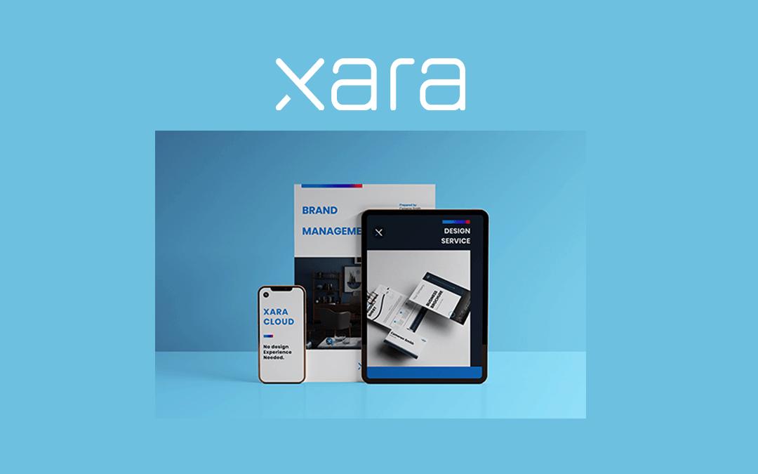 Xara website and digital marketing software